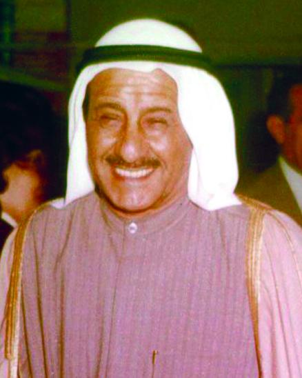 محمد عبدالمحسن الخرافي